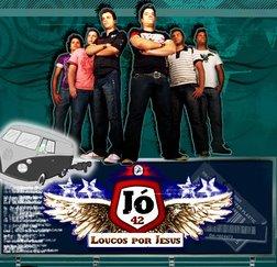 Banda Jó 42-Loucos por Jesus(2008)