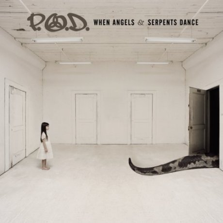 P.O.D-When Angels And Serpents Dance(2008)