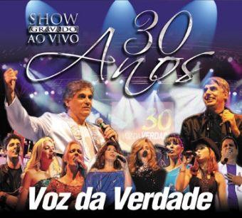 Voz da verdade-30 Anos-Ao Vivo(2008)