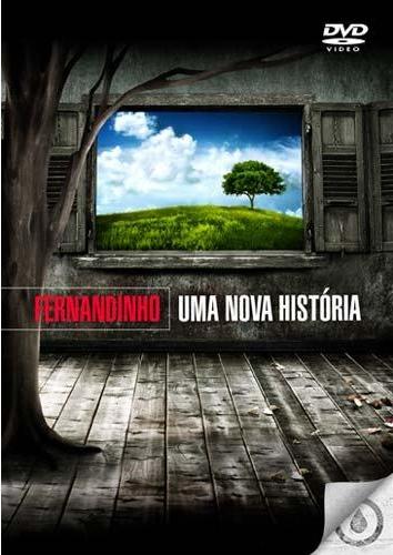 Dvd Uma Nova História de Fernandinho