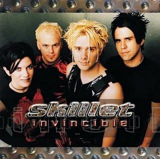 Skillet - Invincible (2000)
