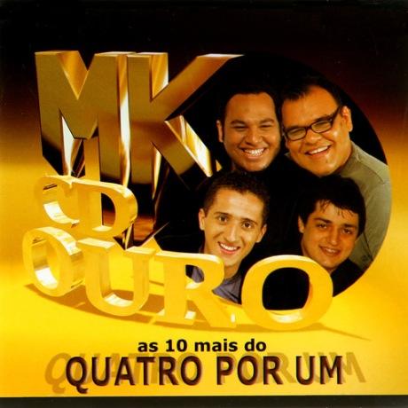 Quatro por Um – CD Ouro (2008)