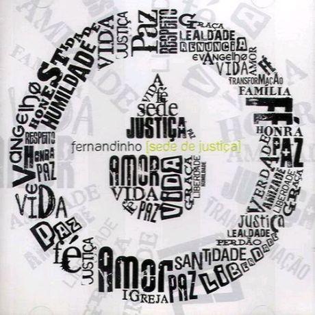 Fernandinho - Sede de Justiça (2007) dvd