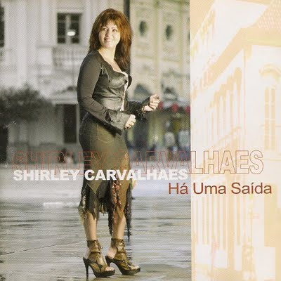 Download CD Shirley Carvalhaes   Há uma Saída (Playback)