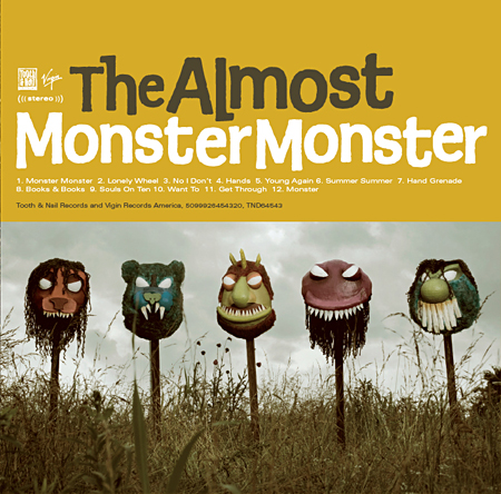 The Almost – Monster Monster (2009)